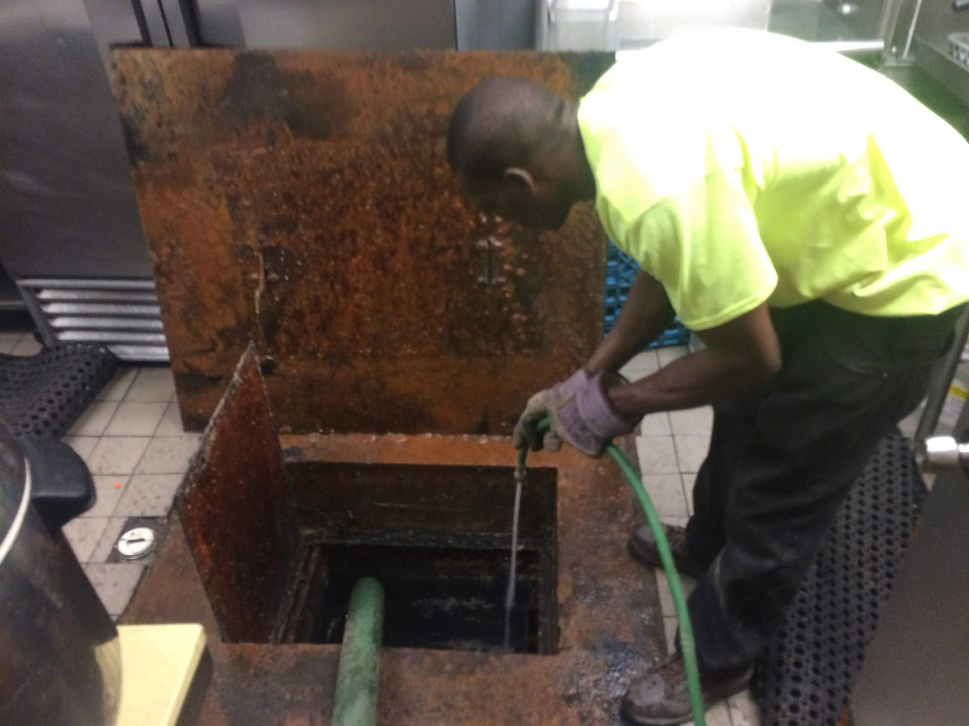 South Florida Grease Trap Cleaning Grease Trap Pumping