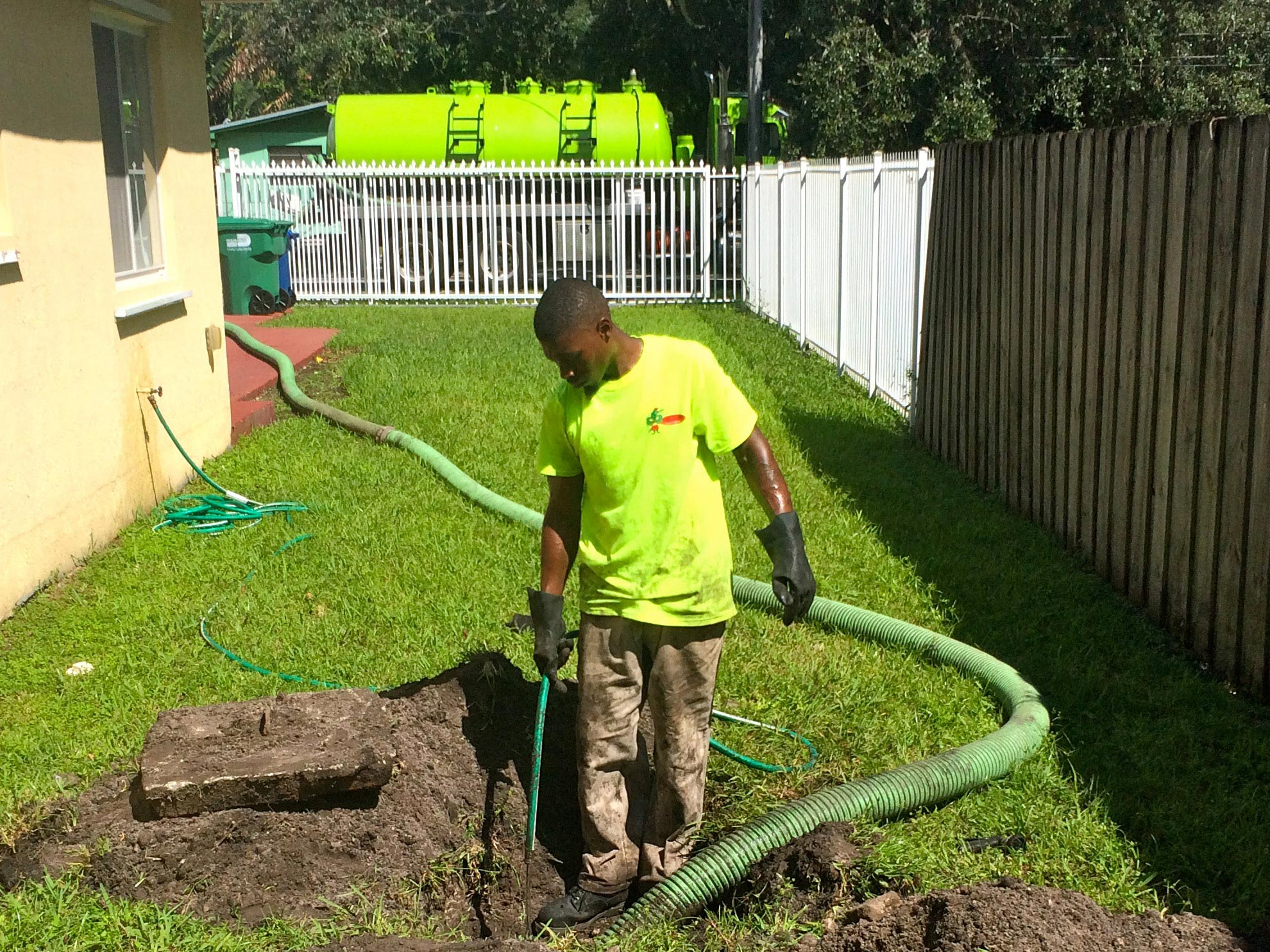 South Florida Septic Tank Cleaning | Septic Tank Pumping