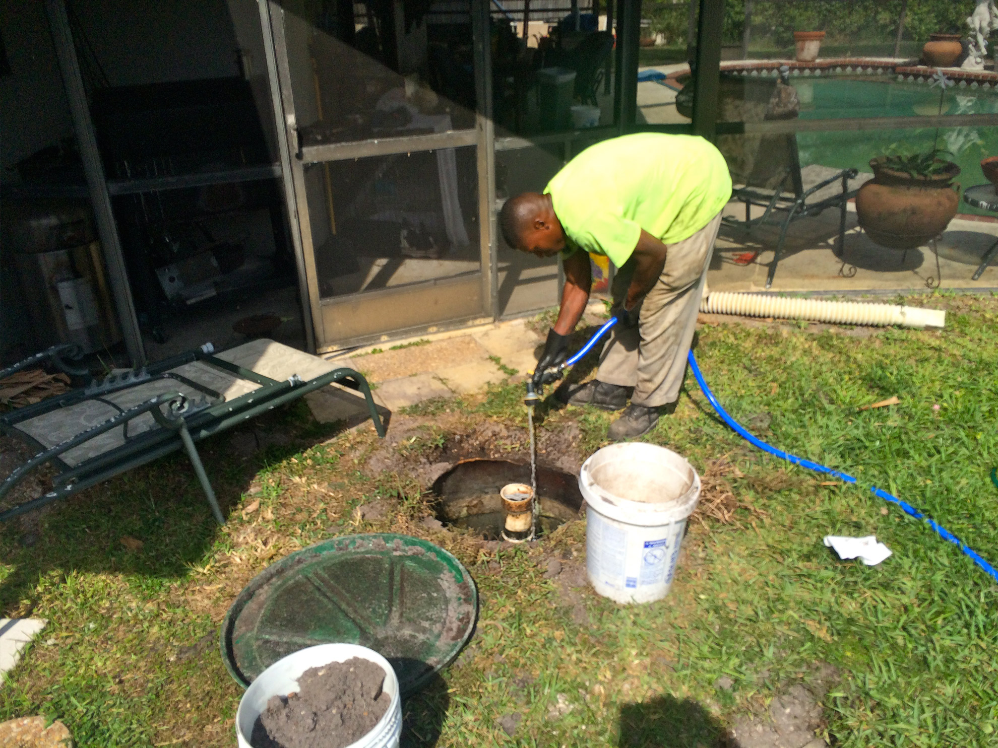 Toilet Septic Tank Cleaning : Davie septic tank cleaning pumping